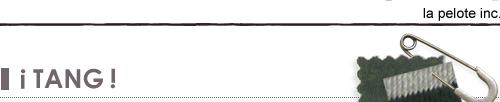 神戸市 レディースファッション ナチュラル ニット カジュアルウエア TANG タング 有限会社ラ・プロート Concept〜TANGのコンセプト〜