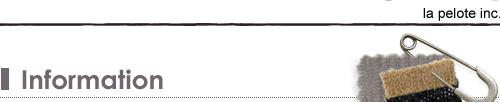 神戸市 レディースファッション ナチュラル ニット カジュアルウエア TANG タング 有限会社ラ・プロート Contact us〜お問い合わせはこちら〜